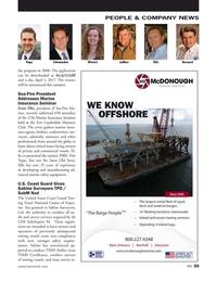 Marine News Magazine, page 55,  Feb 2017