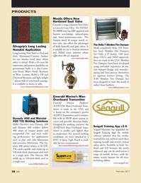 Marine News Magazine, page 58,  Feb 2017