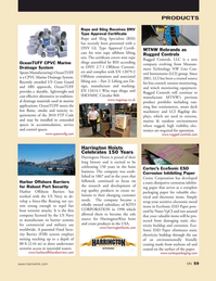 Marine News Magazine, page 59,  Feb 2017