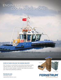 Marine News Magazine, page 4th Cover,  Feb 2017