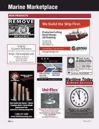 Marine News Magazine, page 62,  Mar 2017