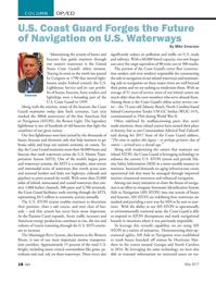 Marine News Magazine, page 18,  May 2017