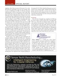 Marine News Magazine, page 22,  May 2017