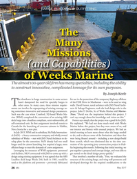 Marine News Magazine, page 26,  May 2017