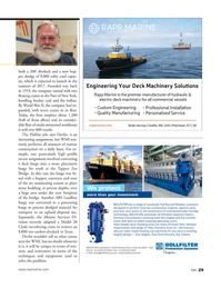 Marine News Magazine, page 29,  May 2017