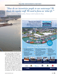 Marine News Magazine, page 31,  May 2017