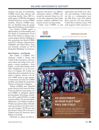 Marine News Magazine, page 33,  May 2017