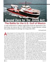 Marine News Magazine, page 36,  May 2017