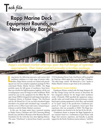 Marine News Magazine, page 40,  May 2017