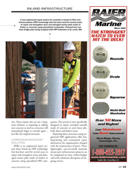 Marine News Magazine, page 43,  May 2017