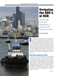 Marine News Magazine, page 46,  May 2017