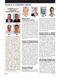 Marine News Magazine, page 54,  May 2017