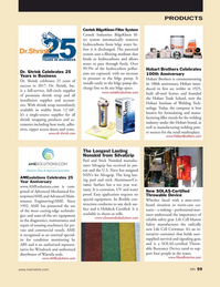 Marine News Magazine, page 59,  May 2017