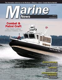 Marine News Magazine Cover Jun 2017 - Combat & Patrol Craft Annual