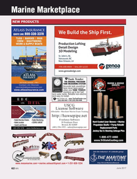 Marine News Magazine, page 62,  Jun 2017