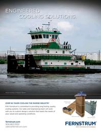 Marine News Magazine, page 4th Cover,  Jun 2017