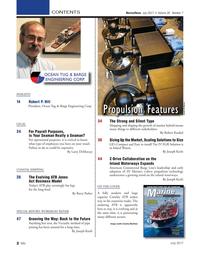 Marine News Magazine, page 2,  Jul 2017