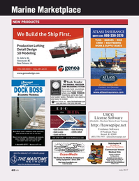 Marine News Magazine, page 62,  Jul 2017