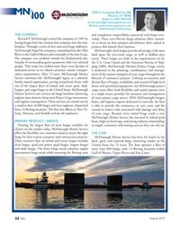 Marine News Magazine, page 32,  Aug 2017