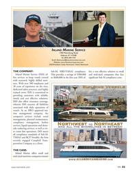 Marine News Magazine, page 41,  Aug 2017