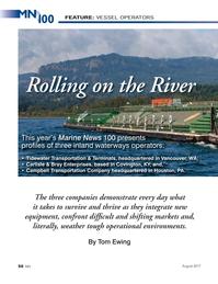 Marine News Magazine, page 50,  Aug 2017