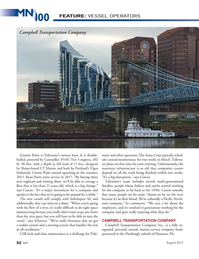 Marine News Magazine, page 52,  Aug 2017