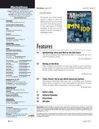 Marine News Magazine, page 4,  Aug 2017