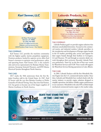 Marine News Magazine, page 65,  Aug 2017