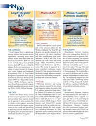 Marine News Magazine, page 68,  Aug 2017
