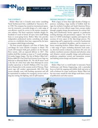 Marine News Magazine, page 70,  Aug 2017