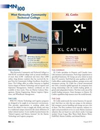 Marine News Magazine, page 88,  Aug 2017