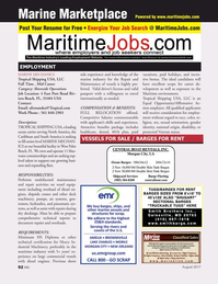 Marine News Magazine, page 92,  Aug 2017