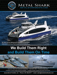 Marine News Magazine, page 3rd Cover,  Aug 2017