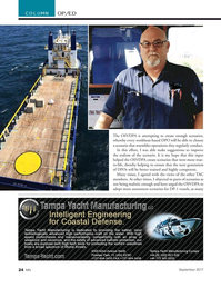 Marine News Magazine, page 24,  Sep 2017
