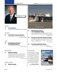 Marine News Magazine, page 2,  Sep 2017