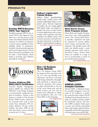 Marine News Magazine, page 58,  Sep 2017