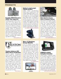 Marine News Magazine, page 58,  Sep 2017