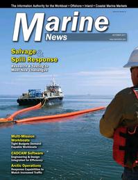 Marine News Magazine Cover Oct 2017 - Salvage & Spill Response