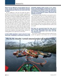 Marine News Magazine, page 14,  Oct 2017