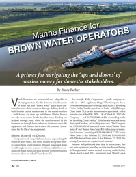 Marine News Magazine, page 32,  Oct 2017