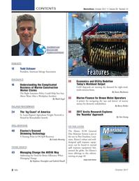 Marine News Magazine, page 2,  Oct 2017
