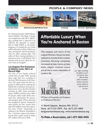 Marine News Magazine, page 55,  Oct 2017