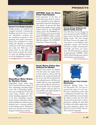 Marine News Magazine, page 57,  Oct 2017
