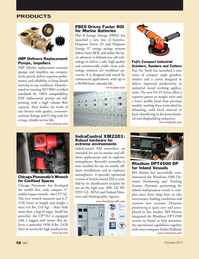 Marine News Magazine, page 58,  Oct 2017