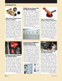 Marine News Magazine, page 58,  Oct 2017