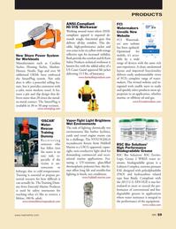 Marine News Magazine, page 59,  Oct 2017