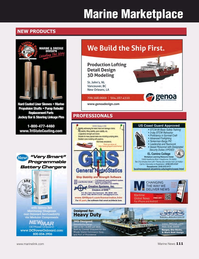 Marine News Magazine, page 111,  Nov 2017