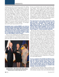 Marine News Magazine, page 14,  Nov 2017
