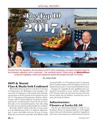 Marine News Magazine, page 40,  Dec 2017