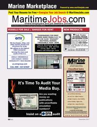 Marine News Magazine, page 60,  Dec 2017